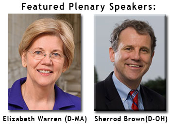 Elizabeth Warren and Sherrod Brown