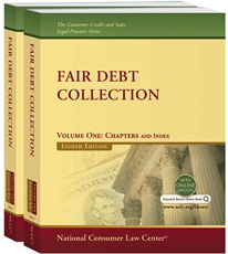 Fair Debt Collection book